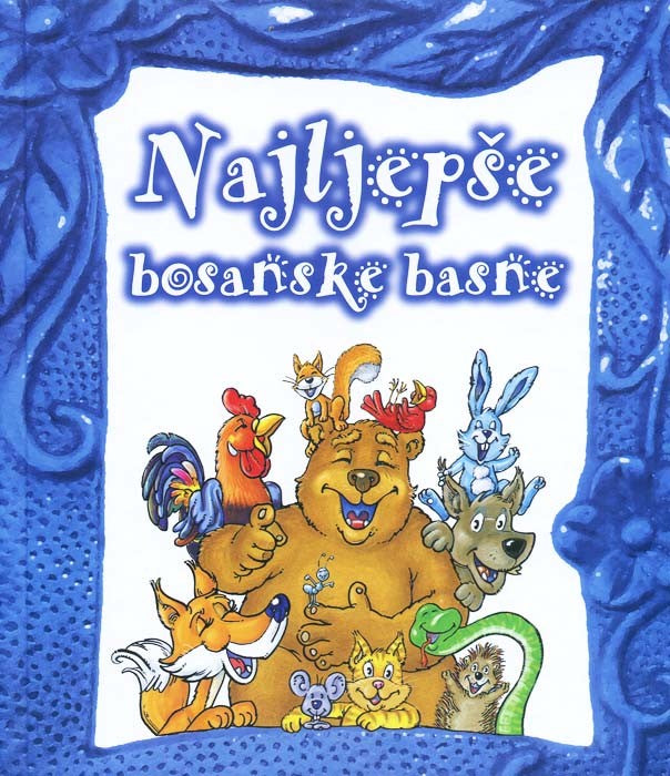 Children's Book - The most beautiful Bosnian Fables