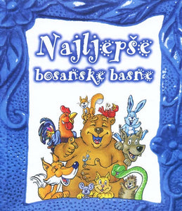 Children's Book - The most beautiful Bosnian Fables | Bazerdžan