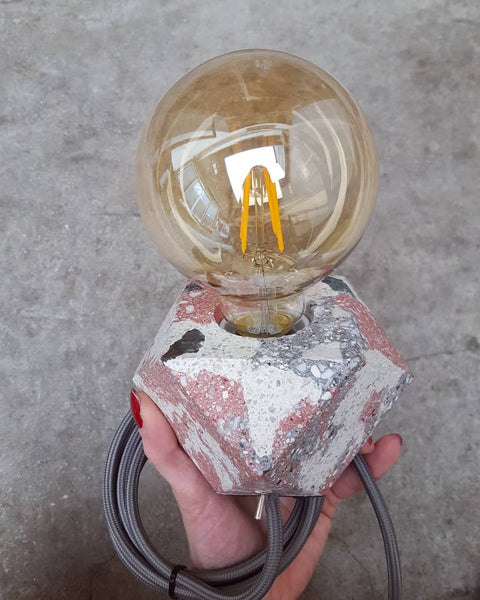 Concrete Lamp, by ON.design