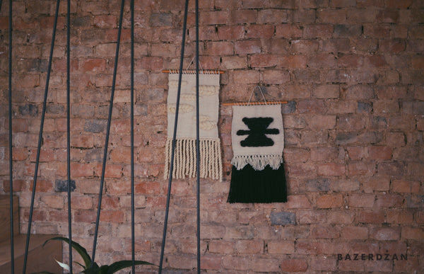 Woolen tapestry (100% Wool) - different patterns - Bazerdzan