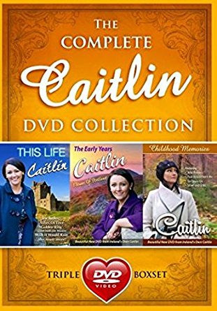 The Complete Dvd Collection - Caitlin