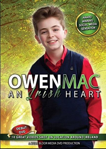 An Irish Heart DVD - Owen Mac