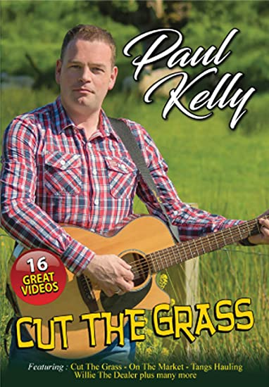 Paul Kelly -  Cut The Grass DVD