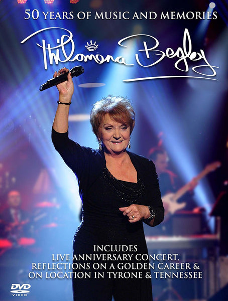 50 Years Of Music & Memories - Philomena Begley