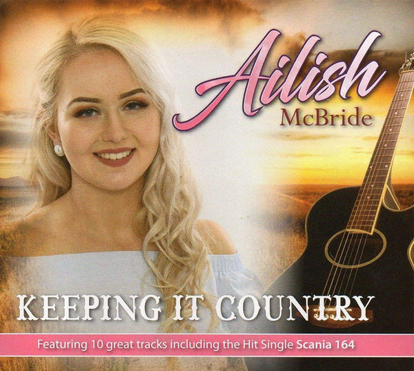 Alish Mc Bride - Keeping It Country