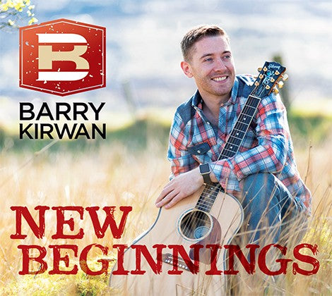 New Beginnings - Barry Kirwan