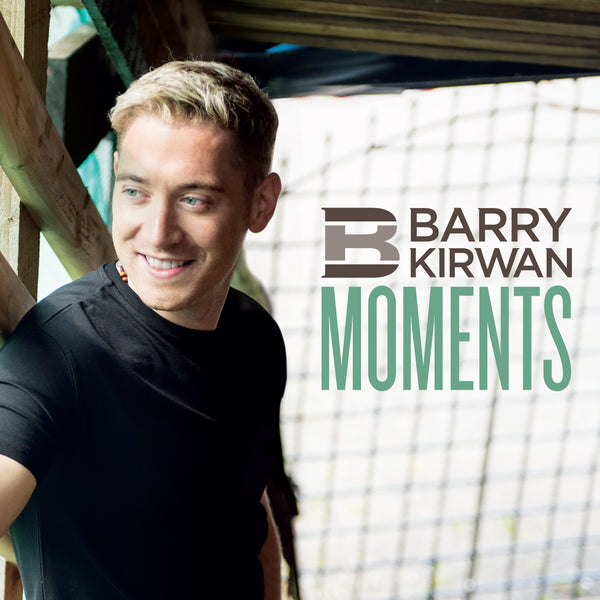 Barry Kirwan 'Moments'