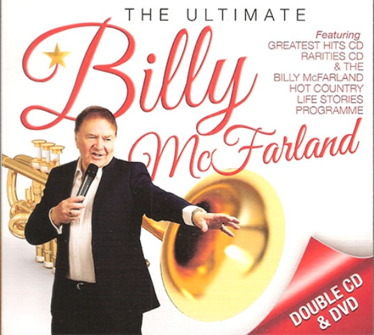 Billy McFarland  - The Ultimate (Double CD & DVD)