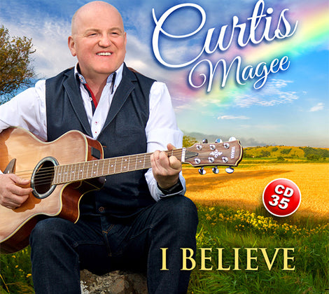 Curtis Magee - I Believe  Brand New Album