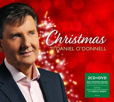 Christmas With Daniel 2CD & DVD -