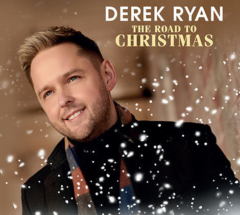 Derek Ryan  The Road To Christmas  Brand New Album