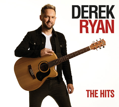Derek Ryan - The Hits    Superb New Album