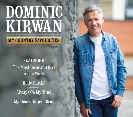 Dominic Kirwan 'My Country Favourites'