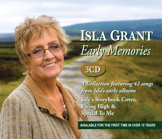 Isla Grant - Early Memories 3CD