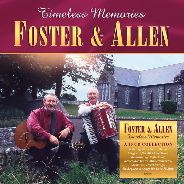 Foster & Allen - Timeless Memories - 10 CD Collection