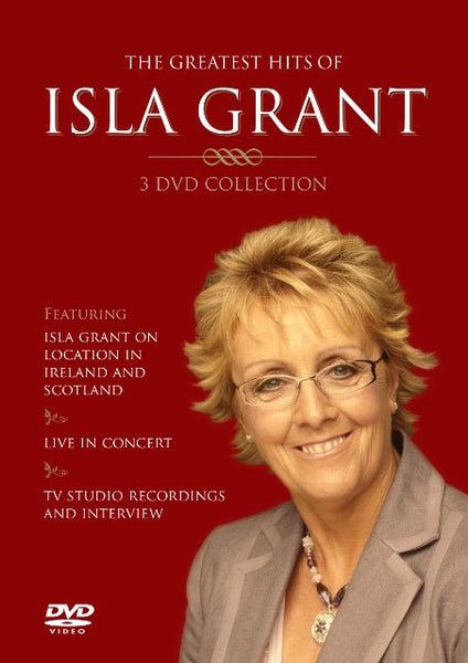 THE GREATEST HITS OF ISLA GRANT - 3 DVD COLLECTION