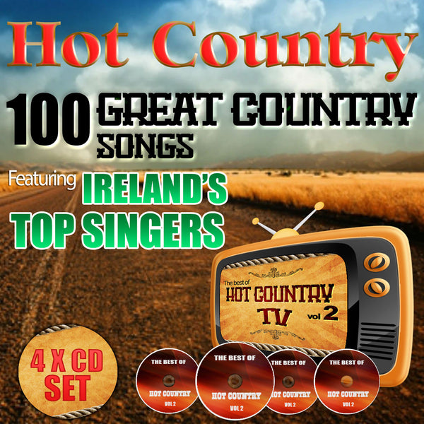 Hot Country TV - 100 Great Songs