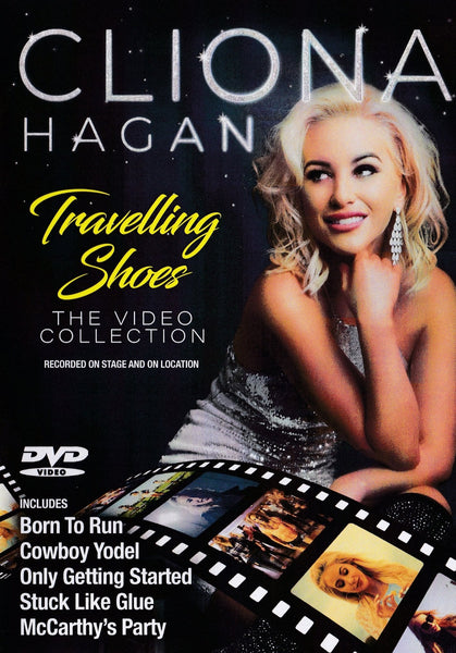 Cliona Hagan Travelling Shoes The Video Collection DVD