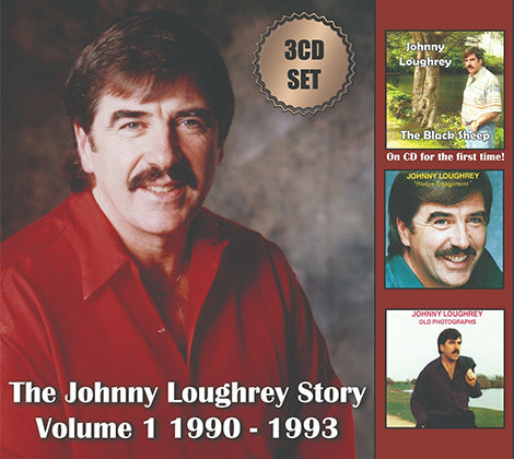 The Johnny Loughrey Story Vol 1 -  3 CD Collection