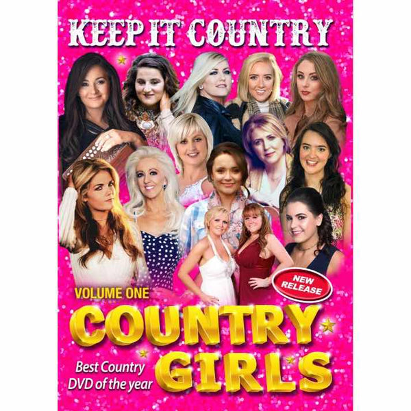 Keep It Country - Country Girls DVD