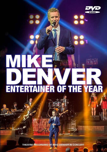 Entertainer Of The Year - Mike Denver