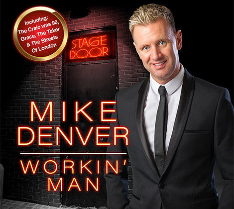 Mike Denver - Workin' Man Brand New Album