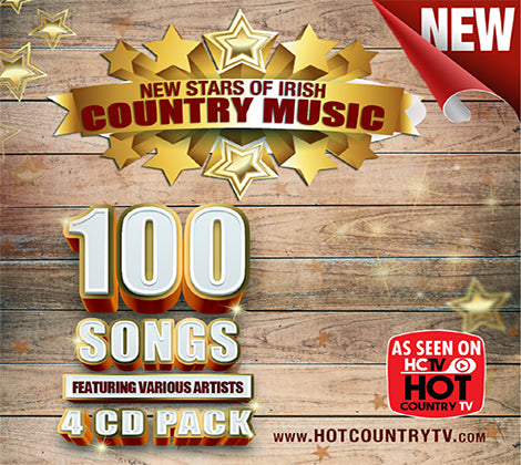 New Stars of Irish Country Music - As Seen on Hot Country TV