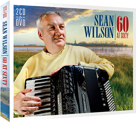 60 At Sixty - Sean Wilson 2CD & DVD