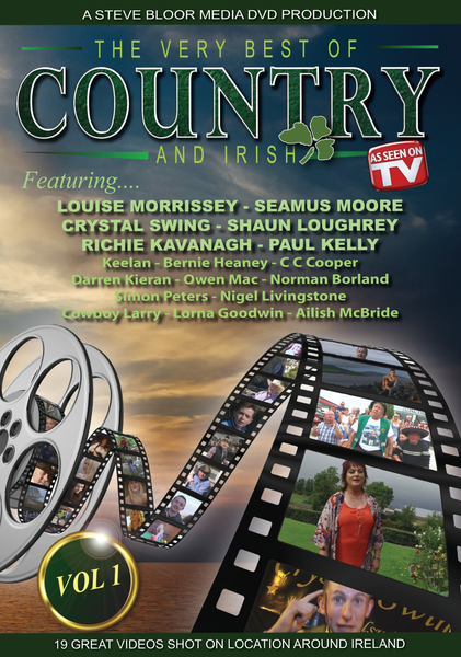 The Very Best of Country & Irish Vol 1 (As Seen On TV)