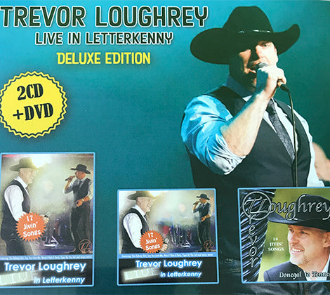 Trevor Loughrey - Live In Letterkenny Deluxe Edition
