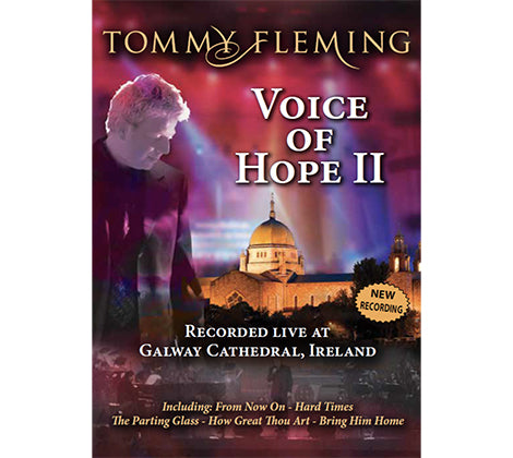 Tommy Fleming - Voice of Hope II DVD