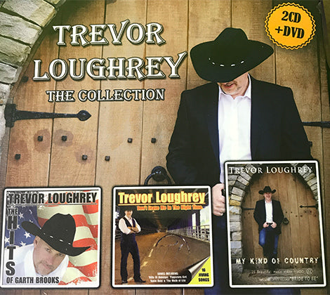 Trevor Loughrey  - The Collection 2CD & DVD