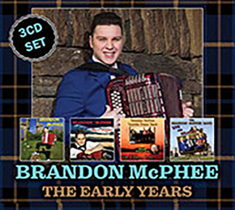 Brendan McPhee - The Early Years