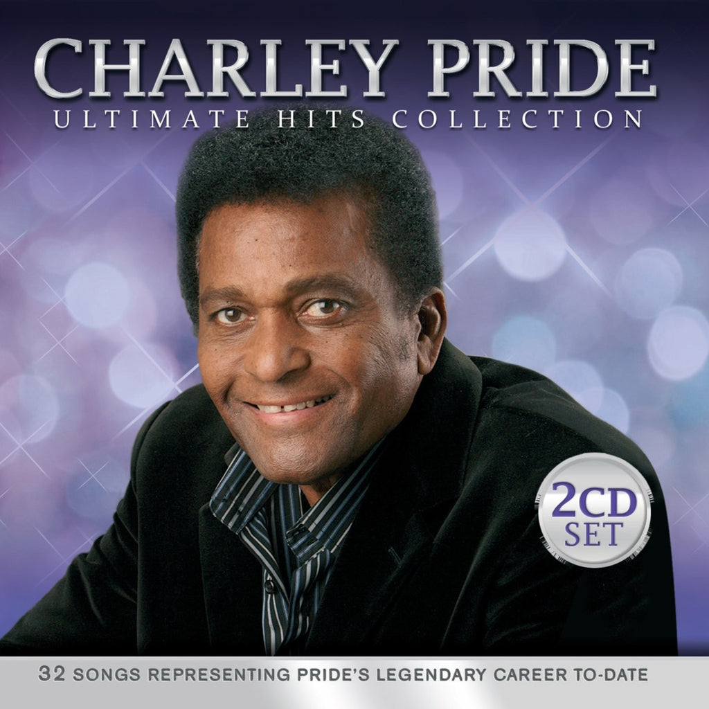 Charlie Pride Hits Delightful ultimate hits collection - charley pride | irish country music shop