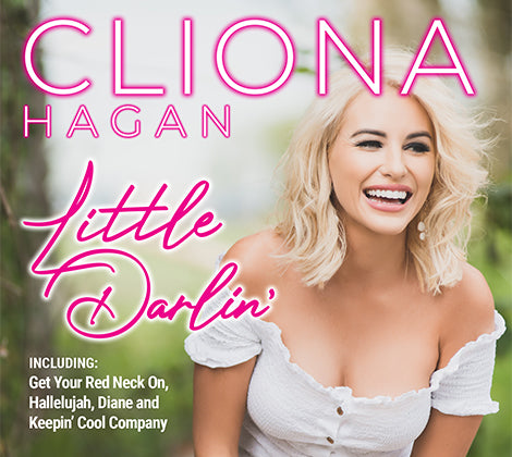 Cliona Hagan - Little Darlin    (Pre Order Friday 29th November Release Date)