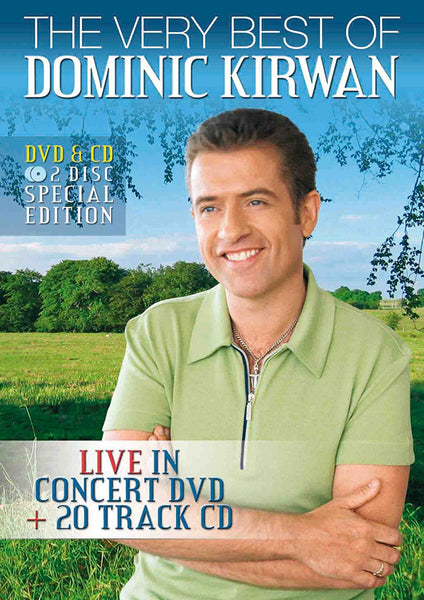 The Very Best Of Dominic - Dominic Kirwan