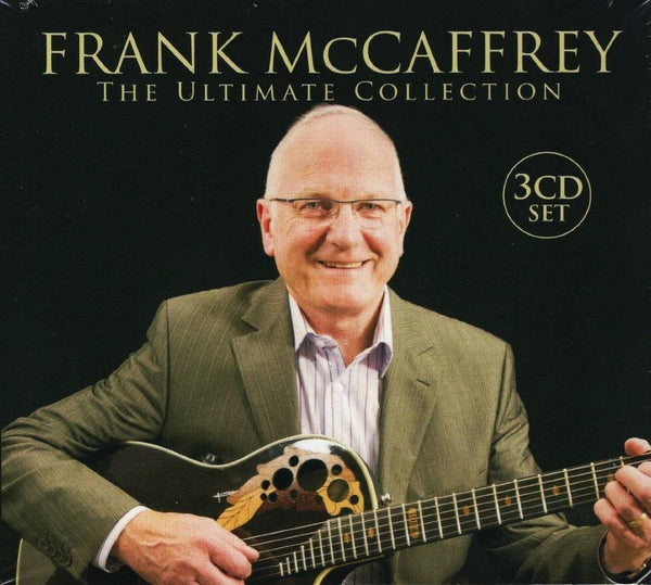 Frank McCaffrey 'The Ultimate Collection' 3CD Set