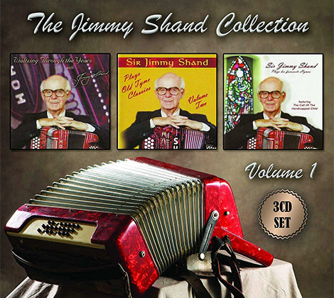 The Jimmy Shand Collection - 3 CD Set    Volume 1