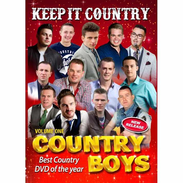 Keep It Country - Country Boys