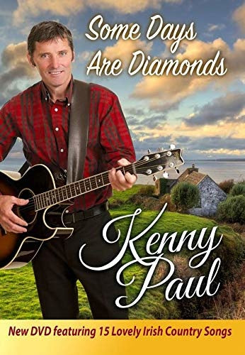 Kenny Paul - Some Days Are Diamonds    DVD