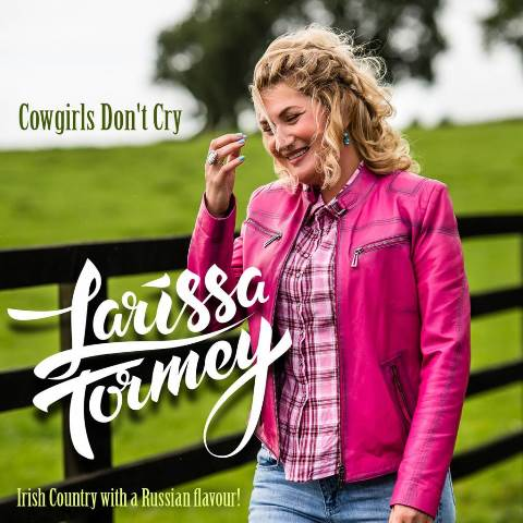 Cowgirls Don't Cry - Larissa Tormey