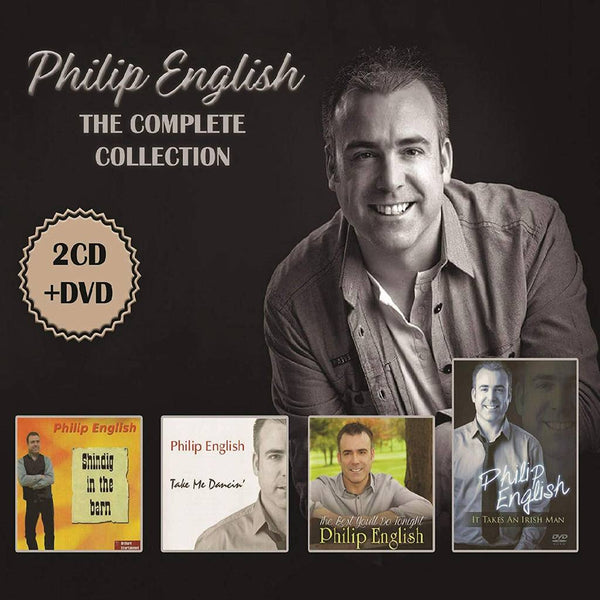 Philip English - The Complete Collection   2CD & DVD