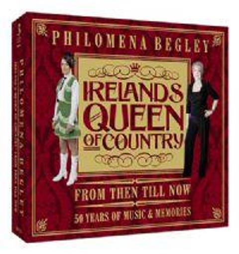 Philomena Begley - Irelands Queen of Country 50 Years of Music & Memories