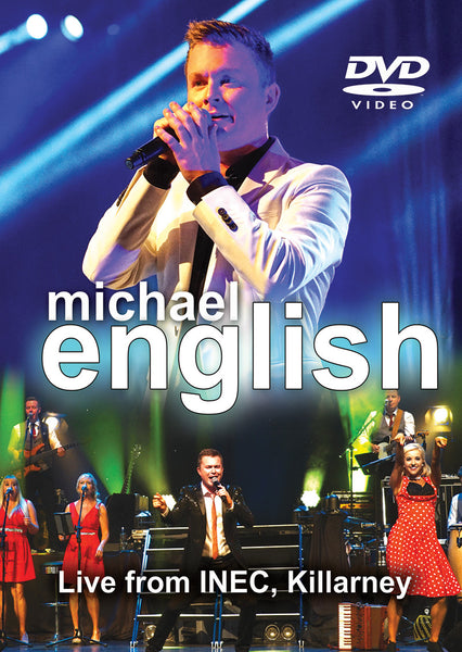 Michael English - Live From INEC, Killarney DVD