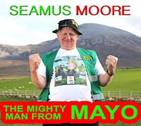 The Mighty Man From Mayo - Seamus Moore