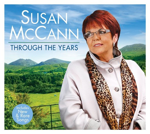 Susan McCann - Through The Years   3CD SET