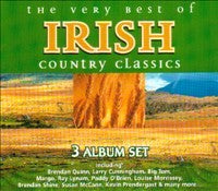 Various - The Very Best of Irish Country Classics 3 Album Set