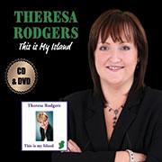 Theresa Rodgers -  This is My Island  CD & DVD