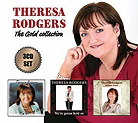 Theresa Rodgers -  The Gold Collection 3 CD Set