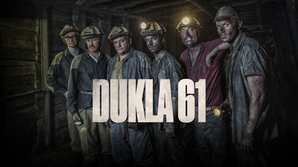 Czech Television came up with an absolutely extraordinary movie - Dukla 61